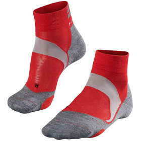 Falke BC5 Cycling Socks grey/red